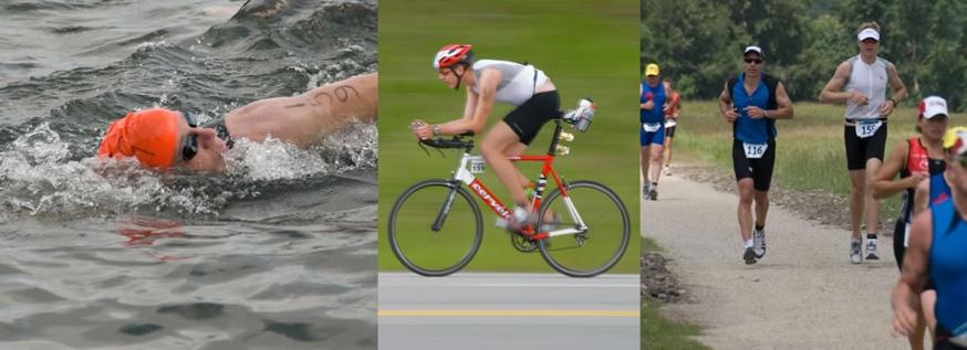 Tri Swim Bike Run