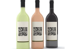 Wine Bottles With Qr Codes May Be Effective Marketing Tool
