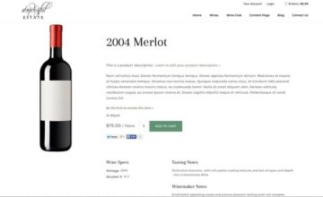 Ecommerce UX - How Does Your Winery Stack Up?