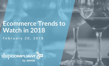 Ecommerce Trends to Watch in 2018