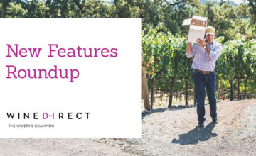 What's New with WineDirect