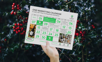 2018 Holiday Marketing Kit
