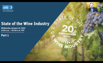5 Takeaways from the 2021 SVB State of the Wine Industry Report