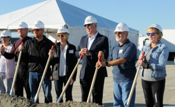 New Napa Valley Winery Fulfillment Center: Opening Summer 2017