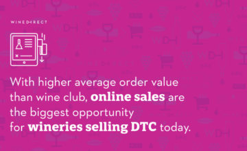 Infographic: 3 Ways to Grow Your Winery's Online Sales