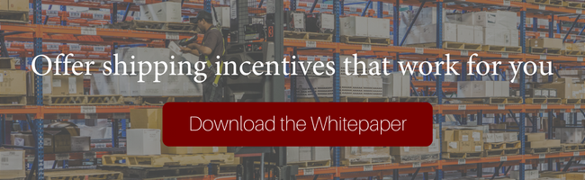 Download our Shipping Incentives Whitepaper