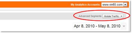 Google Mobile Analytics2