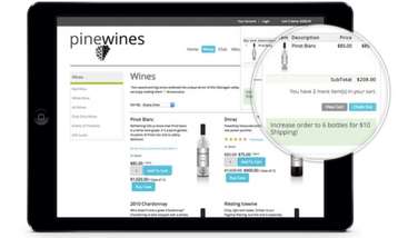Reduce Your Winery's Shopping Cart Abandonment
