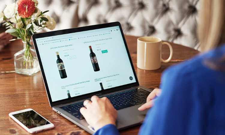 Shopping For Wine Online