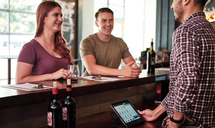 Top Pos System Winedirect