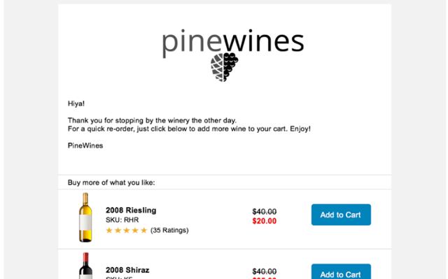 How To Turn Tasting Room Visitors into Online Buyers