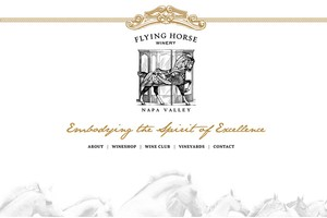 Vin65 Designers Design This Flying Horse Wines
