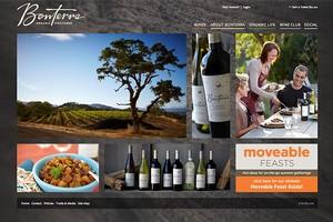 Vin65 Designers Firefly Creative Company Bonterra Organic Vineyards