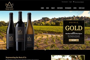 Vin65 Designers Wine And The Web Moniker Estates