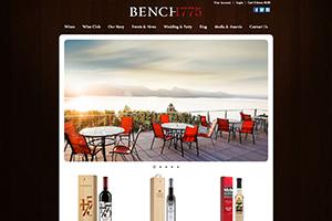 Wine Works Bench1775 Cert