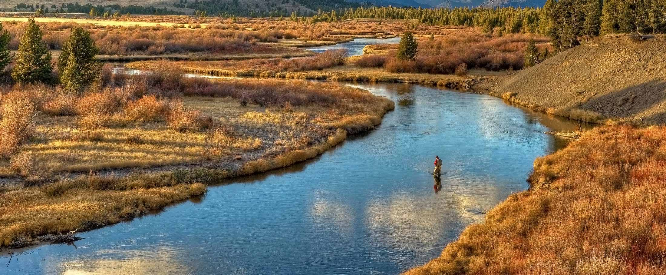 Fall in Yellowstone Country