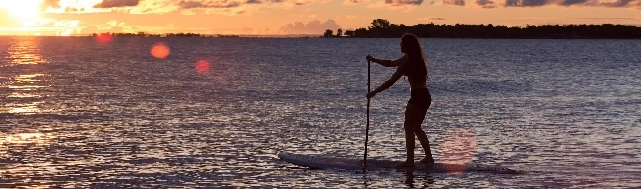 Tubing & Stand-Up Paddleboarding