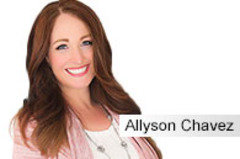 Allyson Chavez: Prosperity Coach who teaches how to make your bank account grow