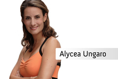 Alycea Ungaro: Pilates pioneer. Physical therapist. Trained Madonna & Uma Thurman.