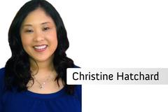 Christine Hatchard