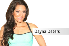 Dayna Deters: National-level fitness competitor & specialist in helping women experience a healthy pregnancy