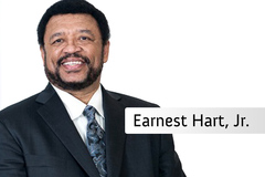 Earnest Hart, jr.: Personal safety and self-defense expert