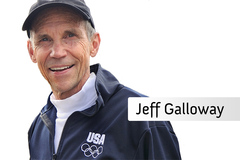 Jeff Galloway: Olympian and World's Top Running Coach