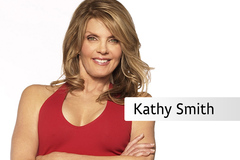 "Kathy Smith: ""America's Trainer"" for Three Decades"