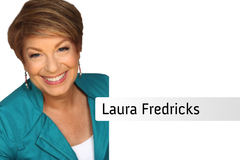 "Laura Fredricks: Money wellness expert and CEO of ""THE ASK""."