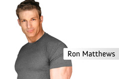 Ron Mathews: Hollywood Celebrity Trainer & Strength Training Specialist