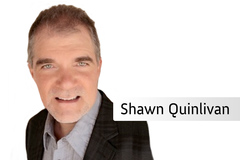 Shawn Quinlivan, c.ht.: Professional hypnotherapist and life coach