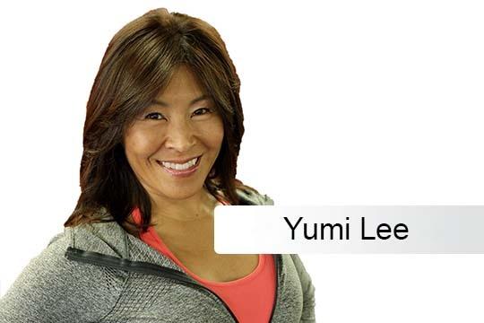 Yumi Lee: Celebrity trainer to Hugh Jackman & Brad Pitt. Reebok content specialist