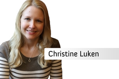 "Christine Luken: The Financial Lifeguard. Author of ""Money is Emotional""."
