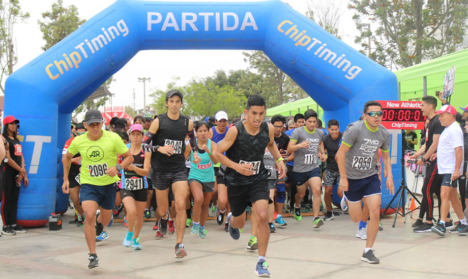 Corre PUCP