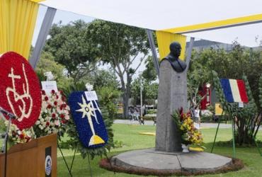 Homenaje al R.P. Dintilhac SS.CC.
