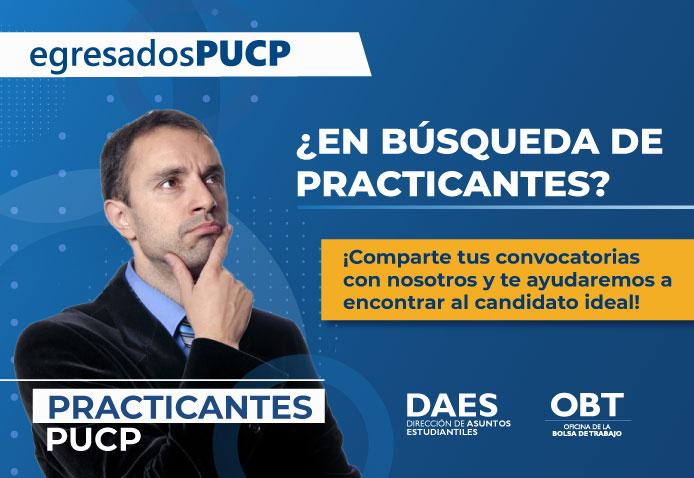 ¡Encuentra los mejores perfiles PUCP para tu empresa!
