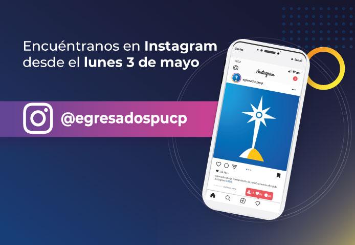 Nuevo lanzamiento de página en Instagram