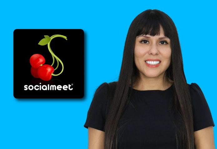 Conectando dos mundos: Egresada PUCP crea una startup social que vincula en tiempo real a las personas alrededor  del mundo