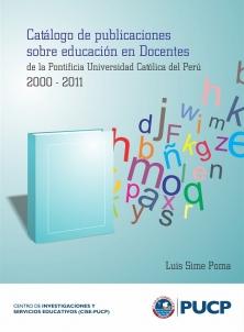 Publicaciones sobre educación