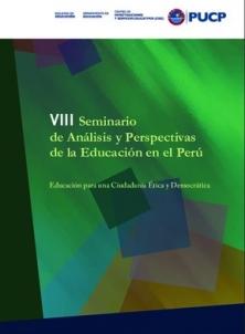 Seminario Análisis y Perspectivas de la Educación en el Perú