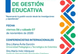 I Congreso Gestión Educativa