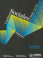 Cambios Sociales en el Perú 1968 – 2008