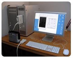Verasonics research scanner
