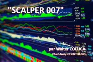 Stratégie de scalping Scalper 007