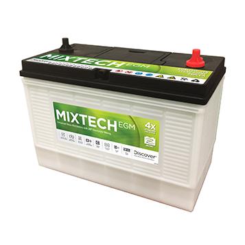 Flooded Lead Acid Starting - EGM1150-31S - Starting, Lighting & Ignition Batteries