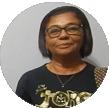 Cecília da Silva, aluna da Faculdade Censupeg.