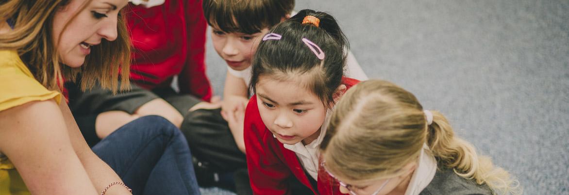Educação Infantil e Anos Iniciais do Ensino Fundamental