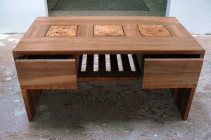 Arbutus coffee table