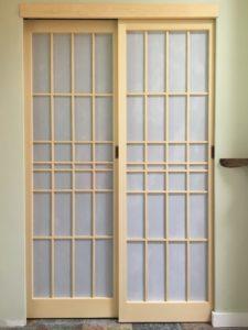 Soji screen doors