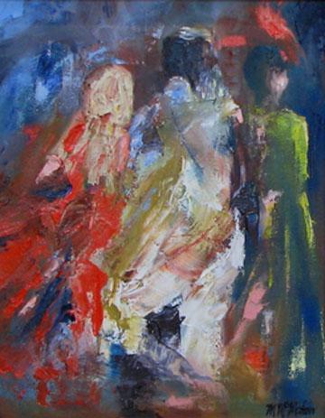 Mary McMahon Art